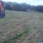 Terrain débroussaillé et nettoyé 1